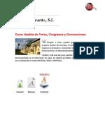 Curso de azafata de ferias, congresos y convenciones