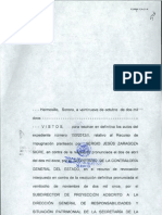 RESOLUCIÓN CONTENCIOSO SERGIO ZARAGOZA SICRE