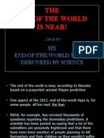 End of the World Myths