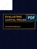 Evaluating Capital Projects