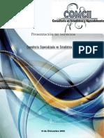Consultoria en estadística y mercadotecnia