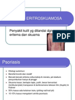 Dermatitis Eritroskuamosa