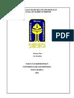 Patofisiologi Guillain Barre Syndrome