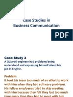 Business Communication Case Study 3
