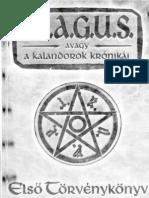 MAGUS - Első Törvénykönyv