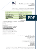 Consultoria para Empresas y Gobierno