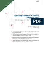 Social Crisis in Greece