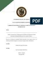 Administración e Implementación de Políticas de Seguridad en la Red - 68 Pág