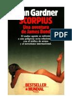 Gardner John - Scorpius (007)