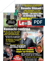 LE BUTEUR PDF du 14/12/2012