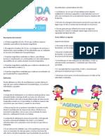 Agenda Fonoaudiológica