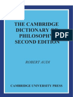 The Cambridge Dictionary Humboldt