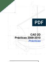 2D-PRACTICAS DE AUTOCAD