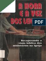 Paul Stevens - A Hora e a Vez Dos Leigos