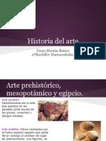 Vocabulario de Historia del Arte.