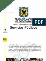 Reciclaje Alcaldia Bogota 2008 - 2011