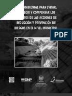 Guia Reduccion y Prevencion de Riesgos en El Nivel Municipal