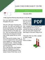 December Newsletter 2012 (1)