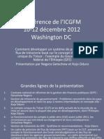Kojo Oduro - FGE Cash Management (Francais)