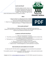 Resumen Academias Plant for the Planet