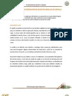 EXTRACCIÓN Y CARACTERIZACIÓN DE ACEITE DE SEMILLAS DE ZAPALLO