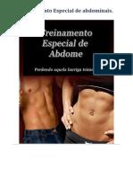 Treinamento Especial de abdome