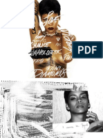 Rihanna - Unapologetic (Digital booklet)