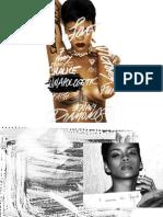 Rihanna - Unapologetic (Digital booklet)