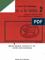 Evangile Et Vie Iniciacion a l (1)