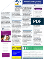 Pharmacy Daily for Fri 14 Dec 2012 - Dr Google, Sun bed ban, Warfarin, Incontinence and much more...
