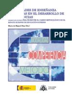 Mario de Miguel Modalidades de la enseñanza centrada en el desarrollo de competencias.pdf