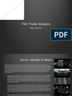 Film Trailer Analysis Eda