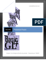 Guía uno - Basic4gl - Primero Pasos