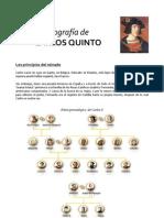 Biografia de Carlos v - Lucie LE BESCONT Groupe 6