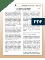 Fundación Milienio- Informe Legislativo