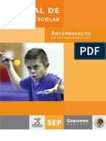 Manual Deporte Escolar