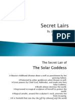 Secret Lairs - Presentation