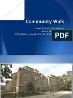 Howe Community Walk Presentation