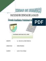 Fototerapia y Exanguino