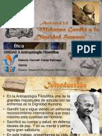 Act 2.5 Mahatma Gandhi y la Dignidad Humana - KDRG
