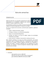 guía de consultas - versión imprimible