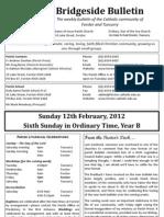 2012-02-12 - 6th Ordinary