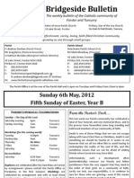 2012-05-06 - 5th Easter