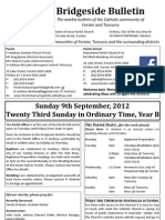 2012-09-09 - 23rd Ordinary
