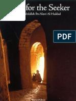 Gifts for the Seeker - Abdallah Ibn Alawi Al Haddad