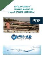 Proyecto Oasis Marinos y Dispensarios en Senegal - Omdimar