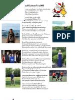 2012 Odland Christmas Poem