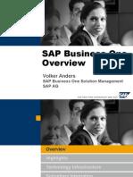 SAP ONE