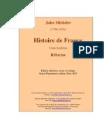 Michelet, Jules - Histoire de France VIII