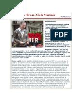 Entrevista a Hernán Aguiló